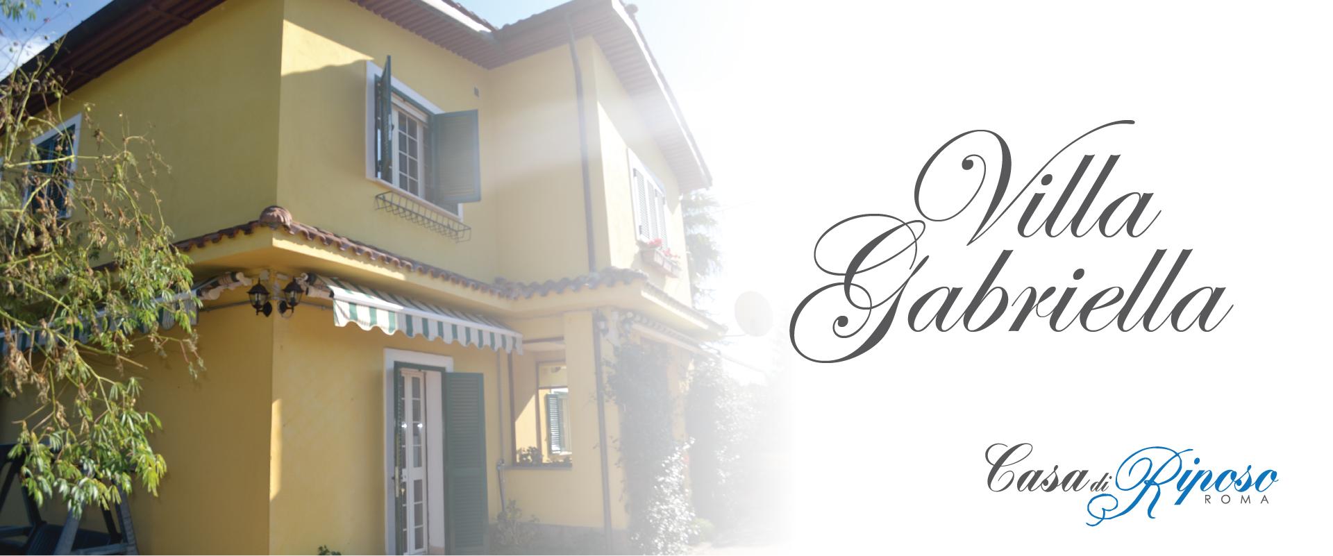 3-Slide – Casa di Riposo Velletri Villa Gabriella