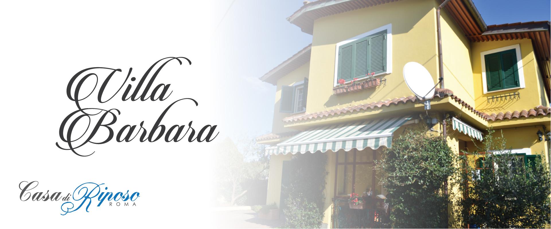 4-Slide – Casa di Riposo Villa Barbara Velletri Roma
